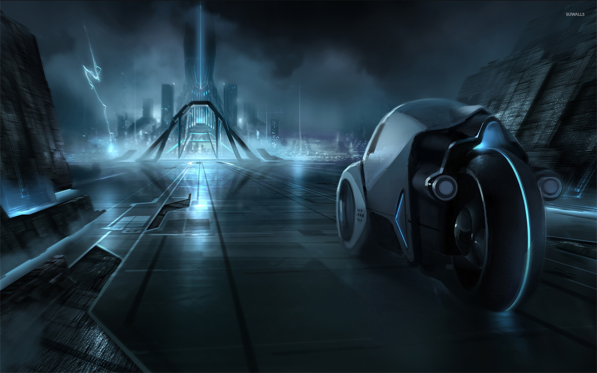 tron legacy [2] wallpaper - movie wallpapers - #31168