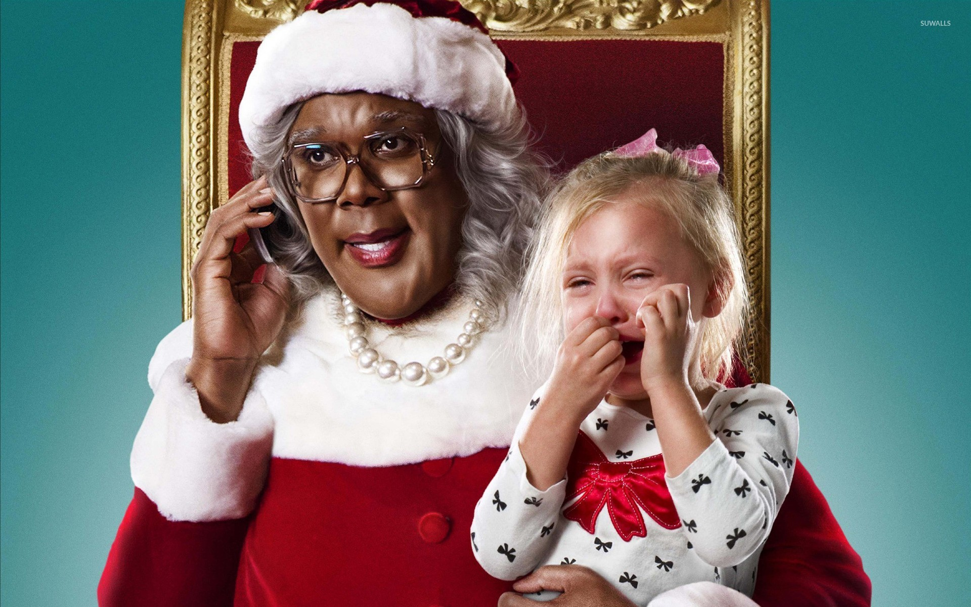 Madea Christmas wallpaper