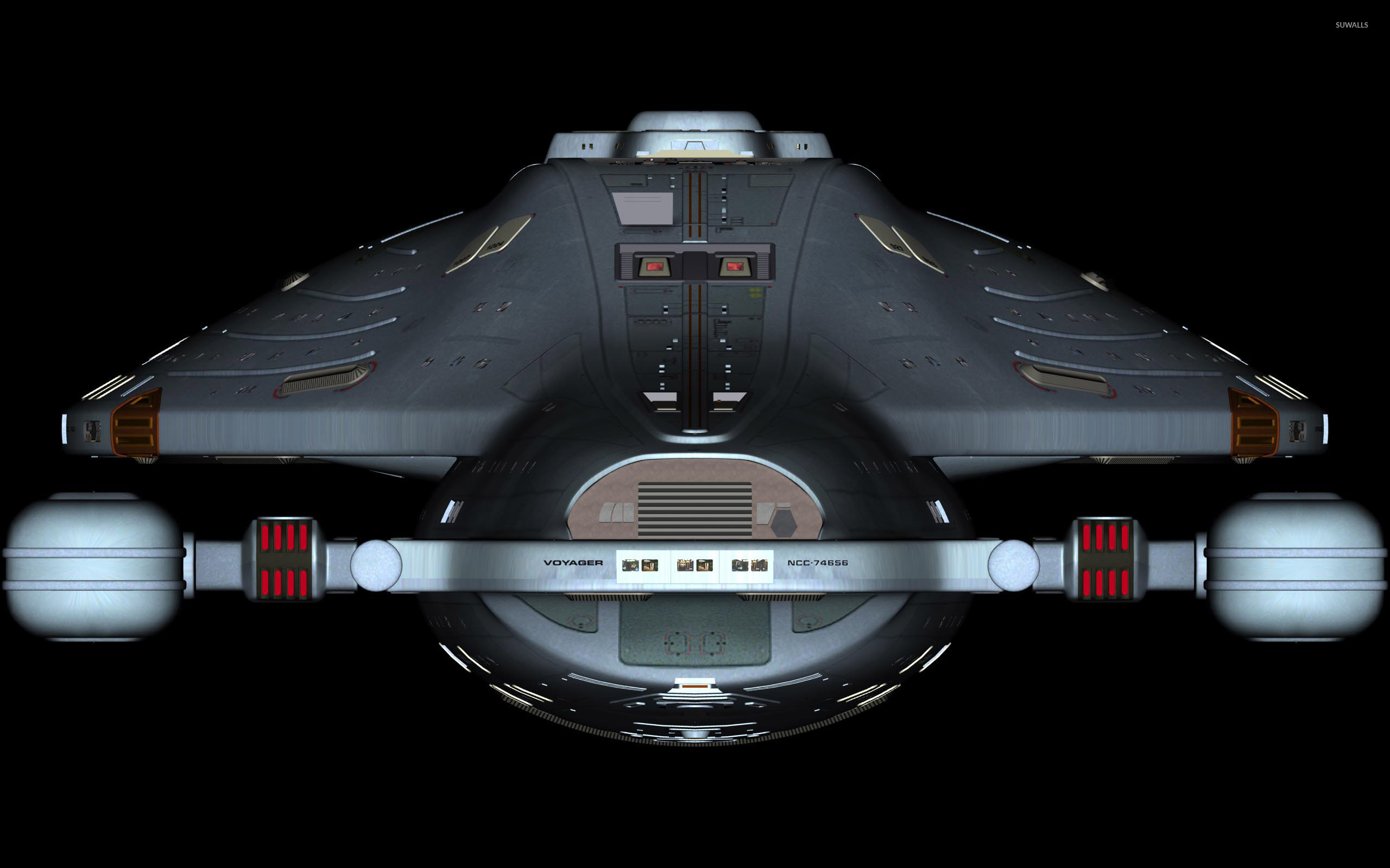 Uss Voyager Star Trek 4 Wallpaper Movie Wallpapers