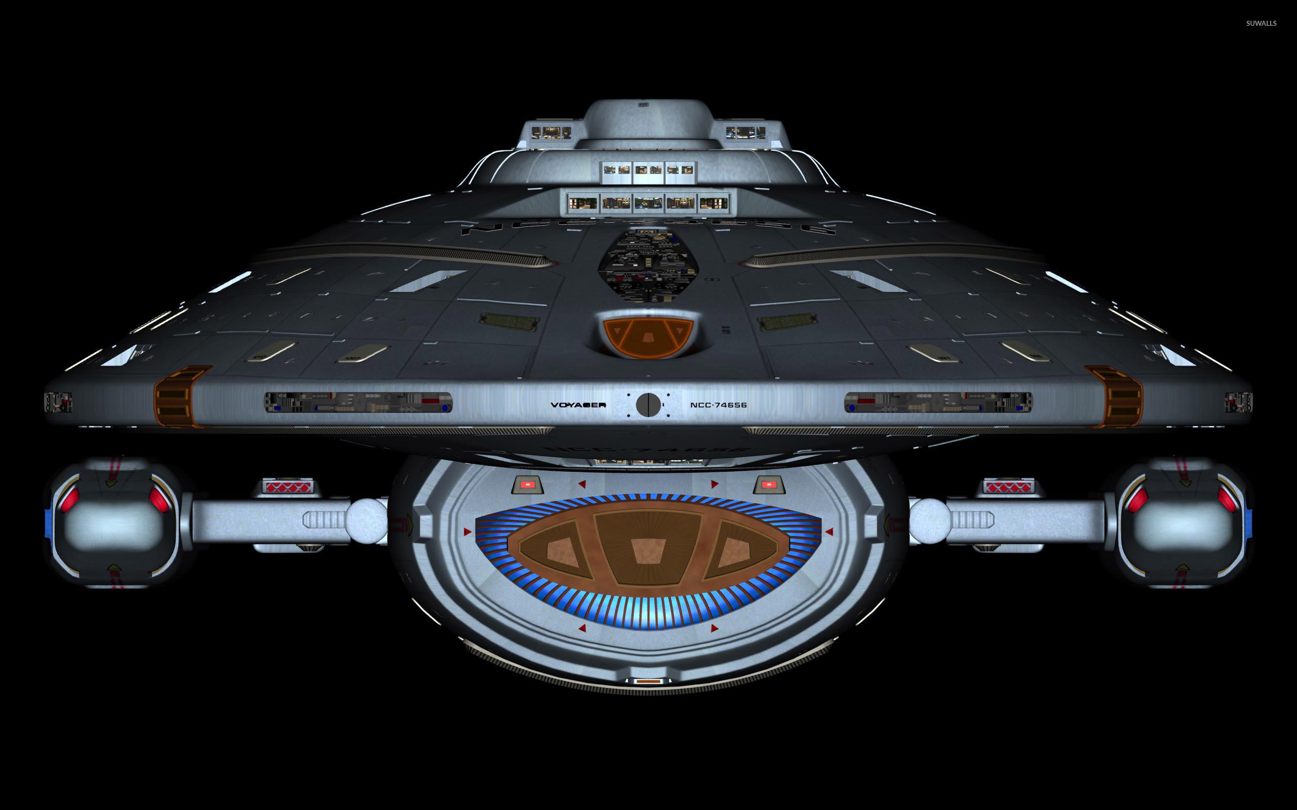 Uss Voyager Star Trek Wallpaper Movie Wallpapers 30115