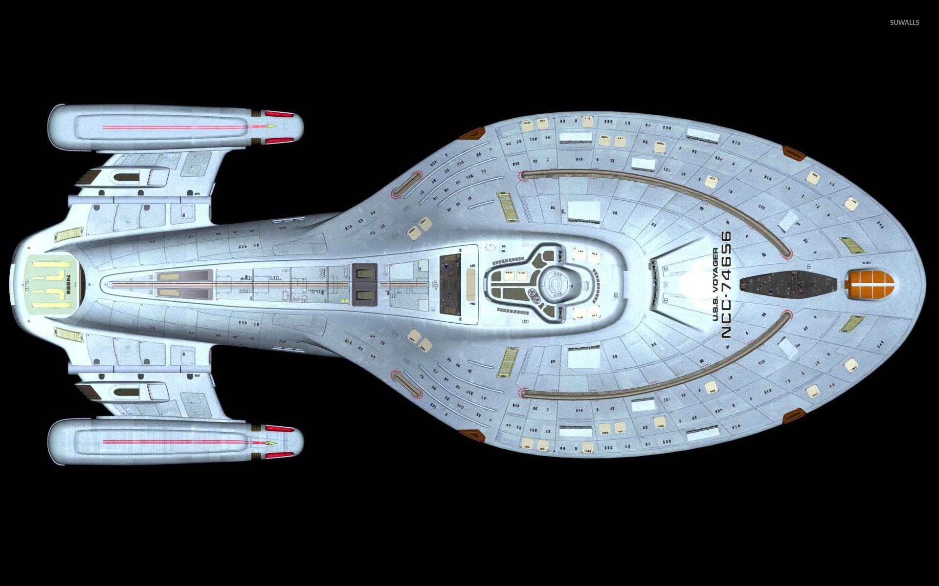 Uss Voyager Star Trek 3 Wallpaper Movie Wallpapers