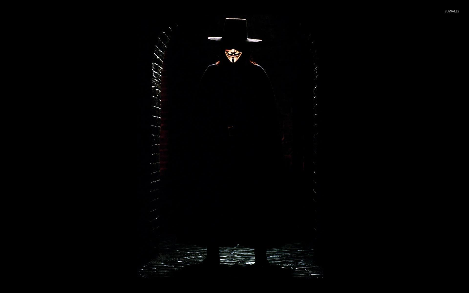 V For Vendetta 2 Wallpaper