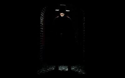 V For Vendetta [2] wallpaper