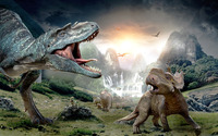 Walking with Dinosaurs 3D [2] wallpaper 2880x1800 jpg