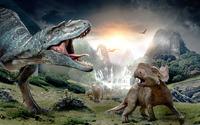Walking with Dinosaurs 3D [2] wallpaper 2880x1800 jpg