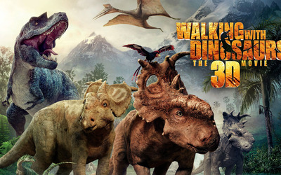 Walking with Dinosaurs 3D [3] wallpaper