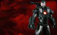 War Machine - Iron Man wallpaper 1920x1200 jpg