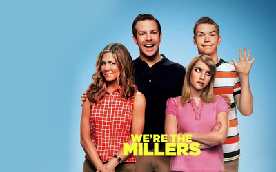We're the Millers wallpaper