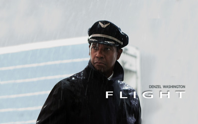 Whip Whitaker - Flight wallpaper