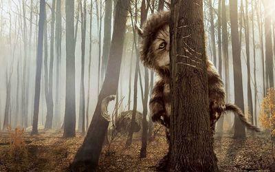 Wild Things wallpaper
