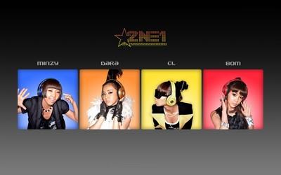 2NE1 [3] wallpaper