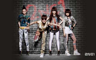 2NE1 [2] wallpaper