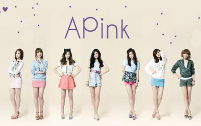 A Pink [3] wallpaper