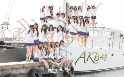 AKB48 [3] wallpaper