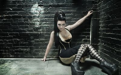 Amy Lee [7] wallpaper
