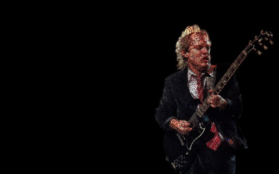 Angus Young wallpaper