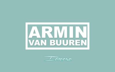 Armin van Buuren - Intense wallpaper