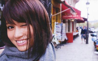 Atsuko Maeda - AKB48 wallpaper