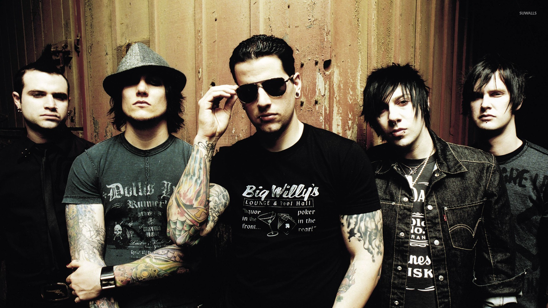 Avenged Sevenfold 3 Wallpaper Music Wallpapers 27700