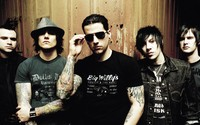 Avenged Sevenfold [3] wallpaper 1920x1080 jpg