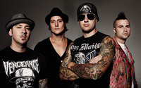 Avenged Sevenfold [2] wallpaper 2880x1800 jpg