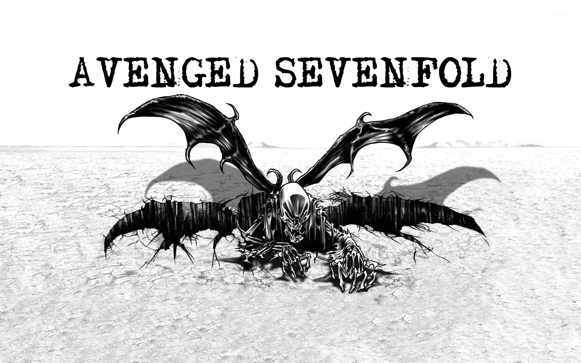 Avenged Sevenfold [4] wallpaper