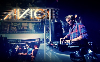 Avicii [4] wallpaper