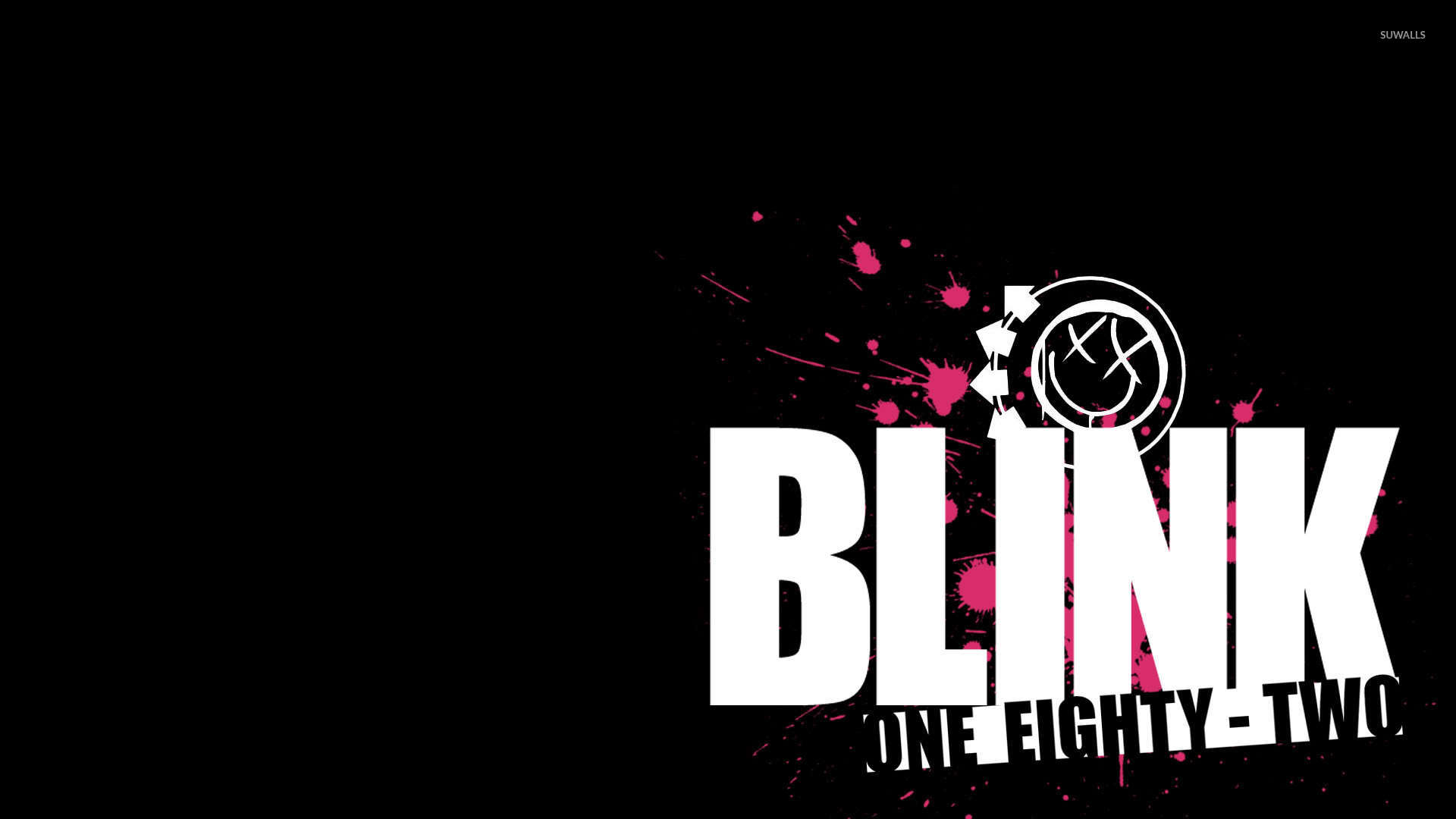 Top Wallpaper Music Logo - blink-182-logo-51206-1920x1080  Pictures_519387.jpg