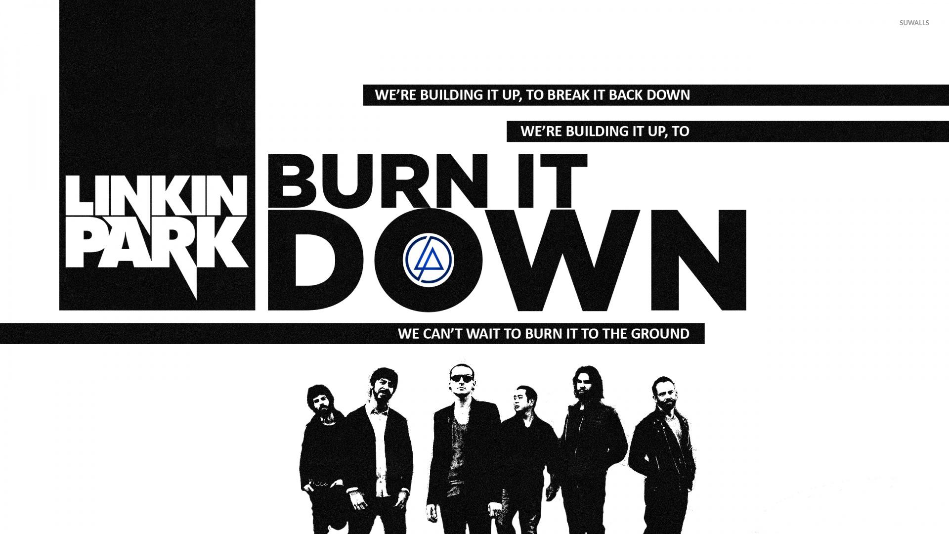 Burn It Down Linkin Park Wallpaper Music Wallpapers 52391