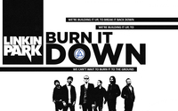 Burn it down - Linkin Park wallpaper 1920x1080 jpg