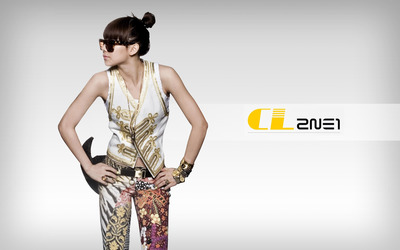 CL - 2NE1 [2] wallpaper