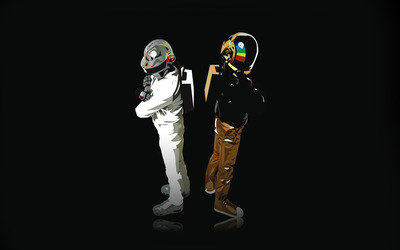 Daft punk [5] wallpaper