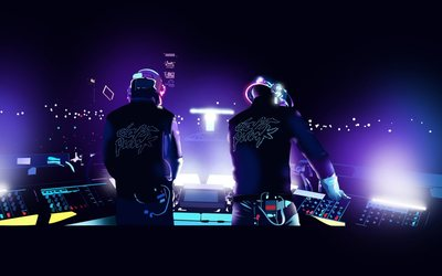 Daft Punk [4] wallpaper