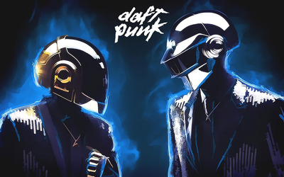 Daft Punk [15] wallpaper