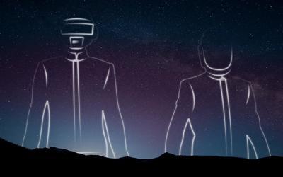 Daft Punk [16] wallpaper