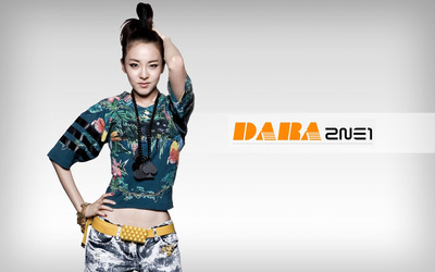 Dara - 2NE1 wallpaper