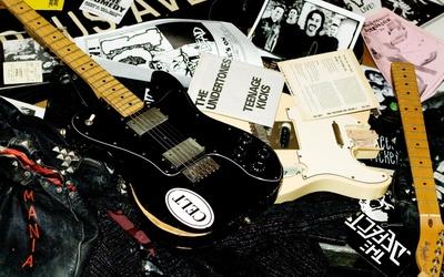Electric guitar [3] wallpaper