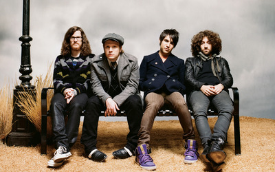 Fall Out Boy [2] wallpaper
