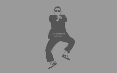 Gangnam Style wallpaper