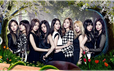 Girls' Generation [23] wallpaper