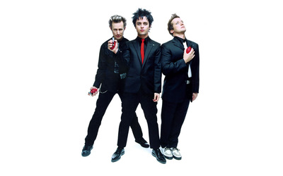 Green Day [3] wallpaper