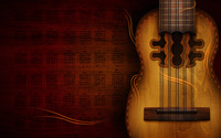 Guitar [4] wallpaper 2560x1600 jpg