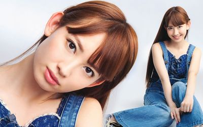 Haruna Kojima - AKB48 wallpaper