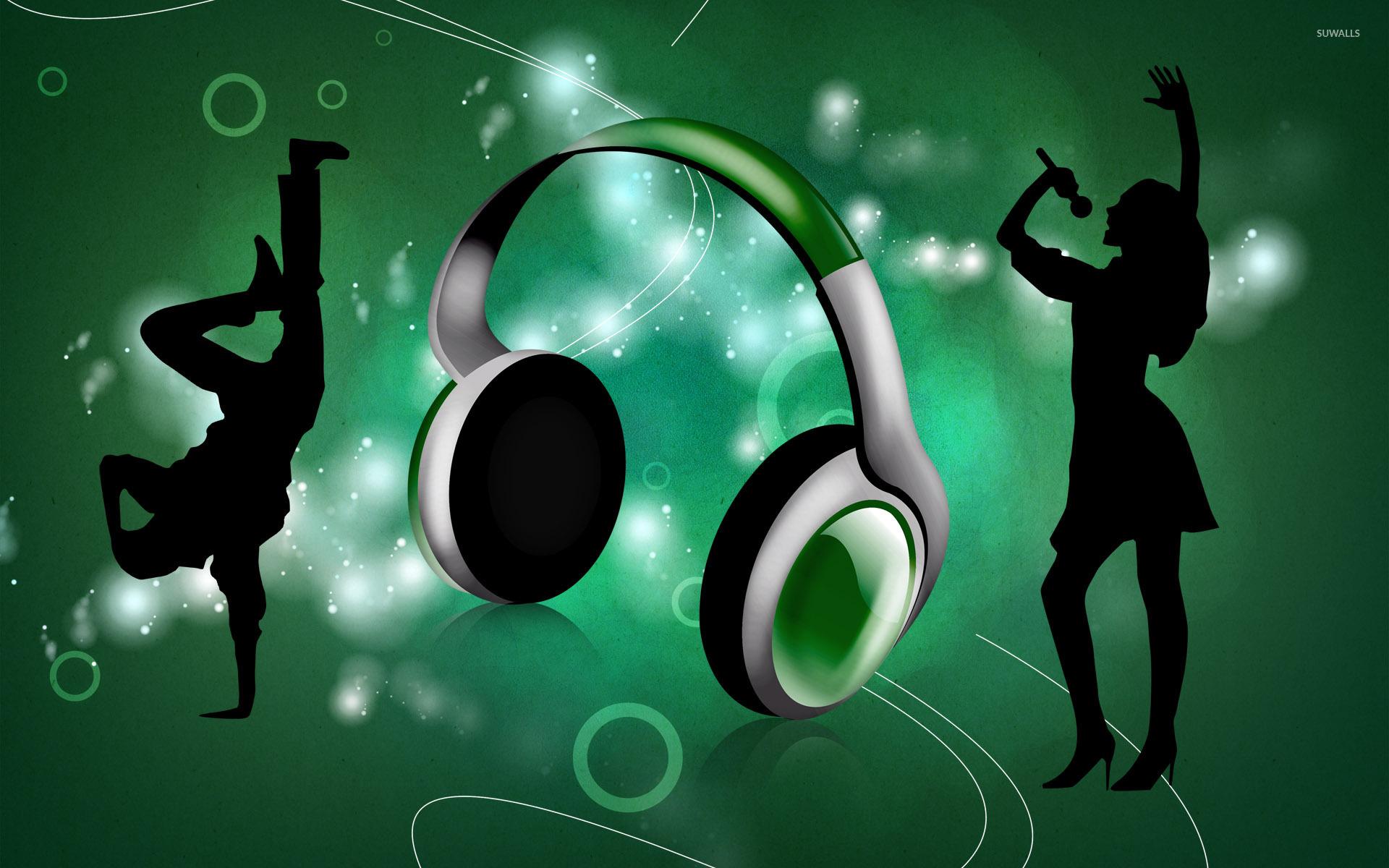 Headphones Wallpaper Music Wallpapers 3884