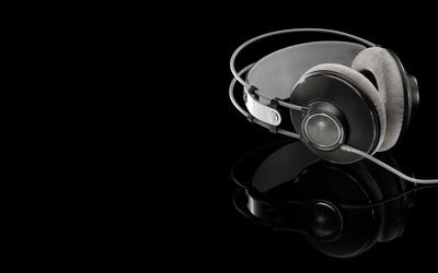 Headphones [2] wallpaper