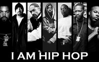 I am Hip Hop wallpaper 1920x1080 jpg