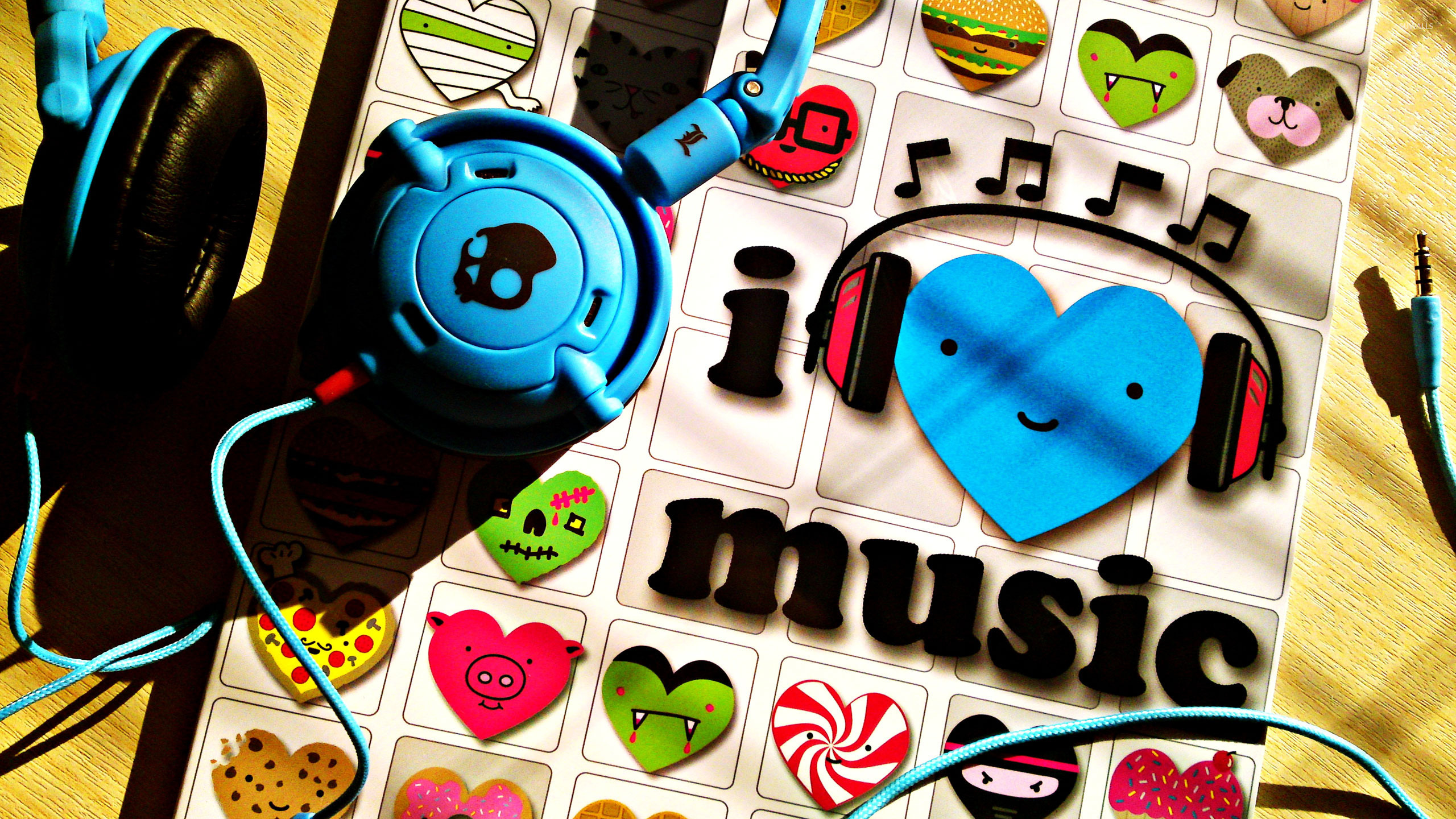 I love music wallpaper - Music wallpapers - #23671