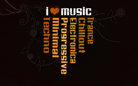 I love music [2] wallpaper 1920x1200 jpg