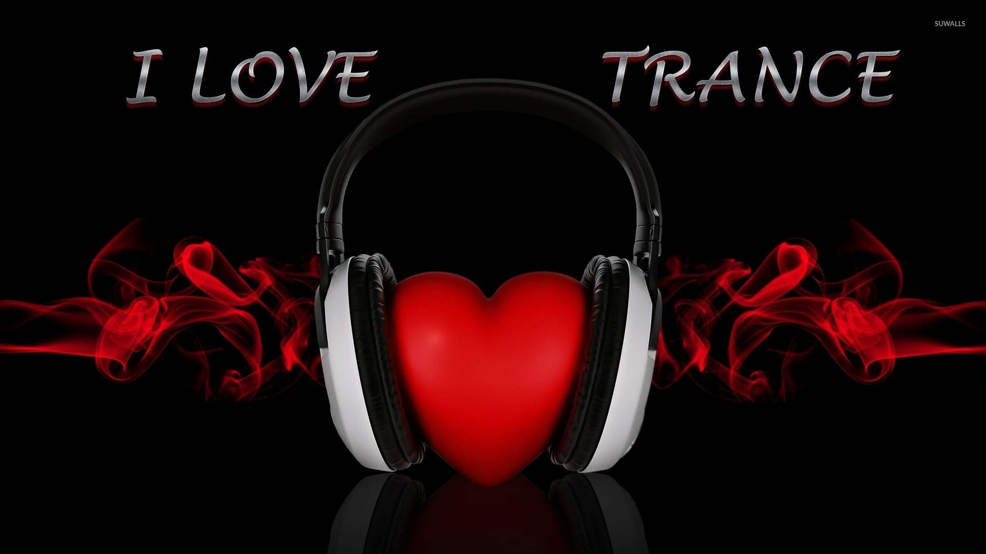 I love trance wallpaper - Music wallpapers - #45499