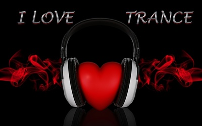 I love trance wallpaper